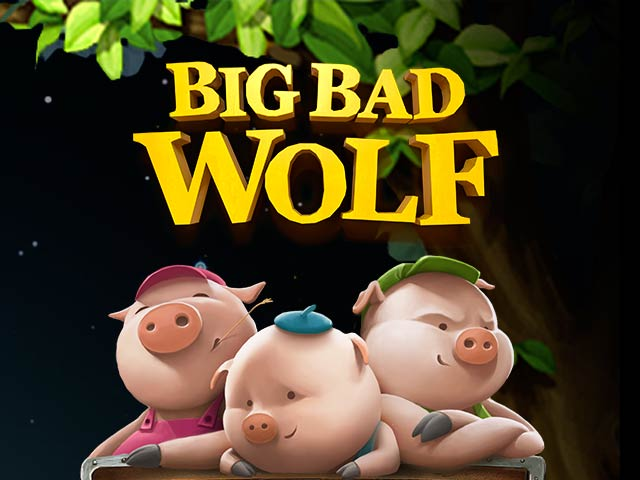 Videoslot Big Bad Wolf