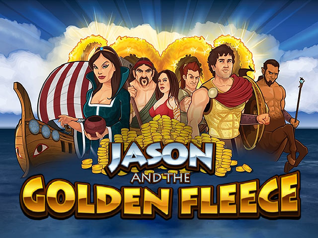 Kaland témájú nyerőgép Jason and the Golden Fleece