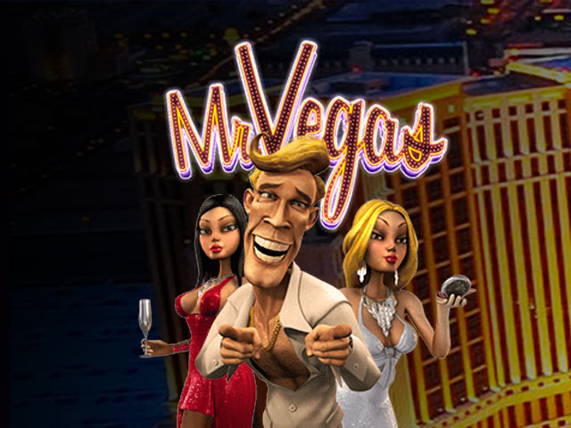 Mr.Vegas