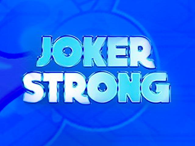 Retró játékgép Joker Strong
