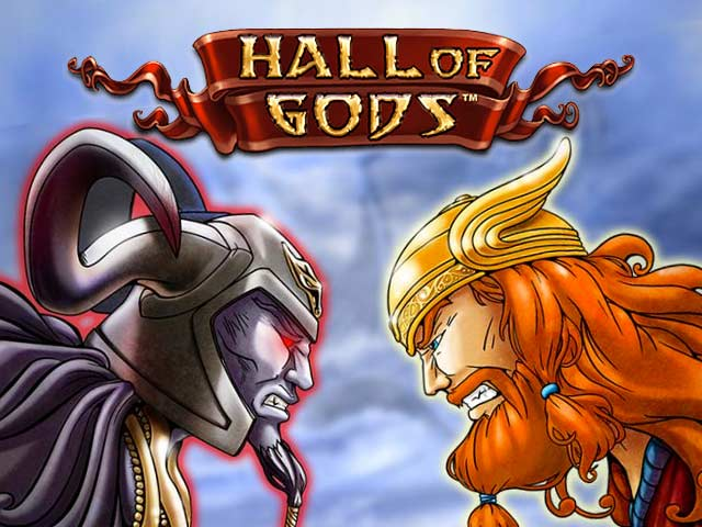 Videoslot Hall of Gods